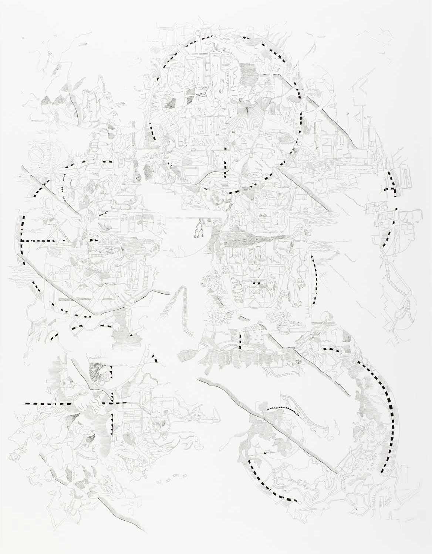 Rosalind Carnes - Drawing 03