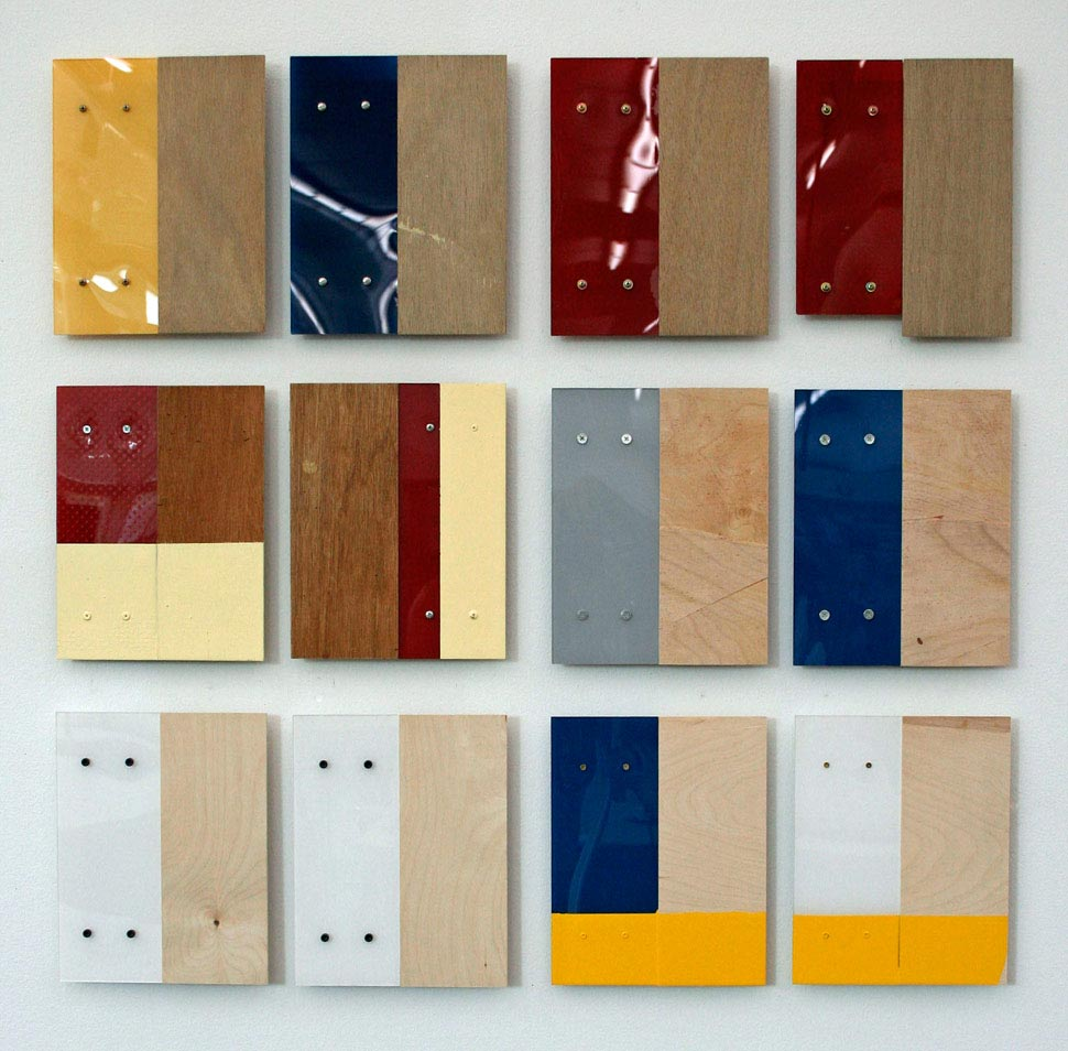 Nate Glaspie - Untitled (A Diptych) 6 Sets