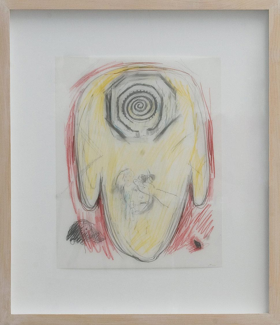 Susan Harrington - Yellow Head
