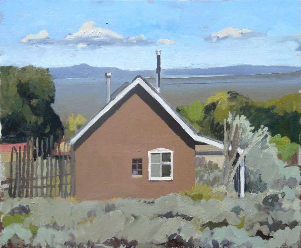 Peter Ligon - Little House on Estrella Road