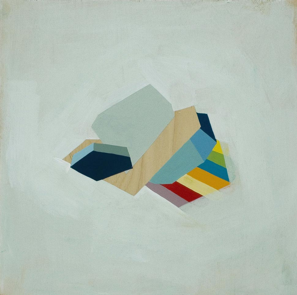 Vanessa Maltese - Stacking Spaces