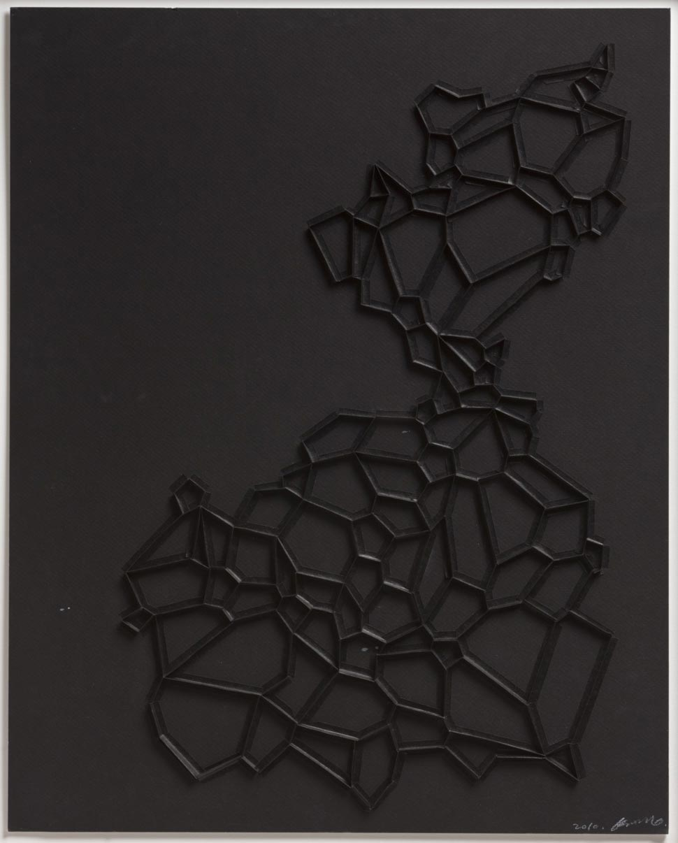 Sae Jung Oh - Fractal Structure 1