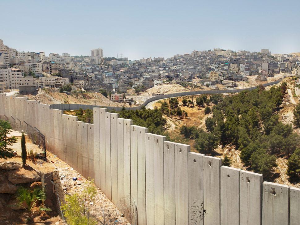 Kamal Wyatt - A visit to a wall