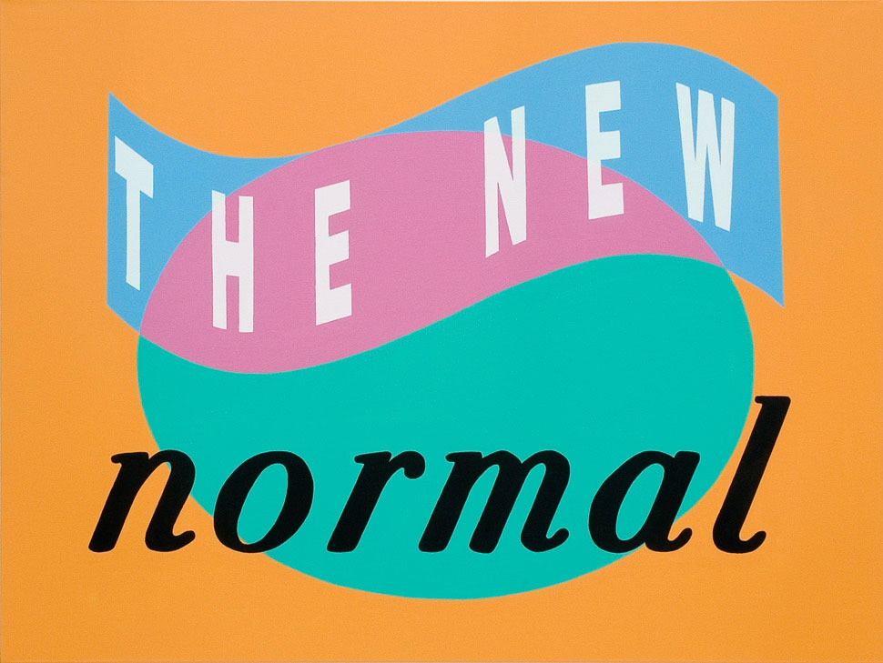 Shirley Yanover - New Normal