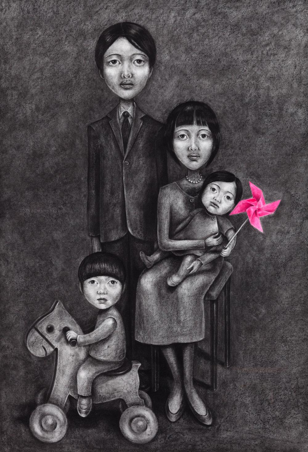 Pei-Hsuan Wang - Untitled