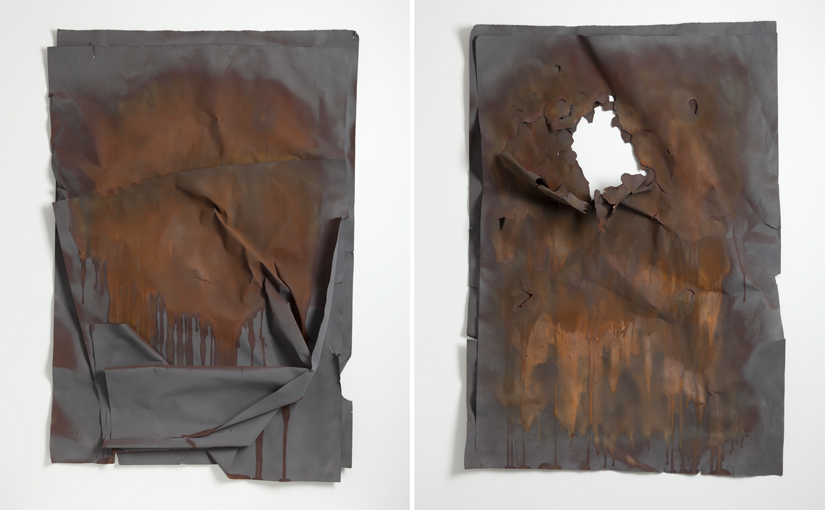 Daniel Roberts - Waste and Expanse 1 and 2
