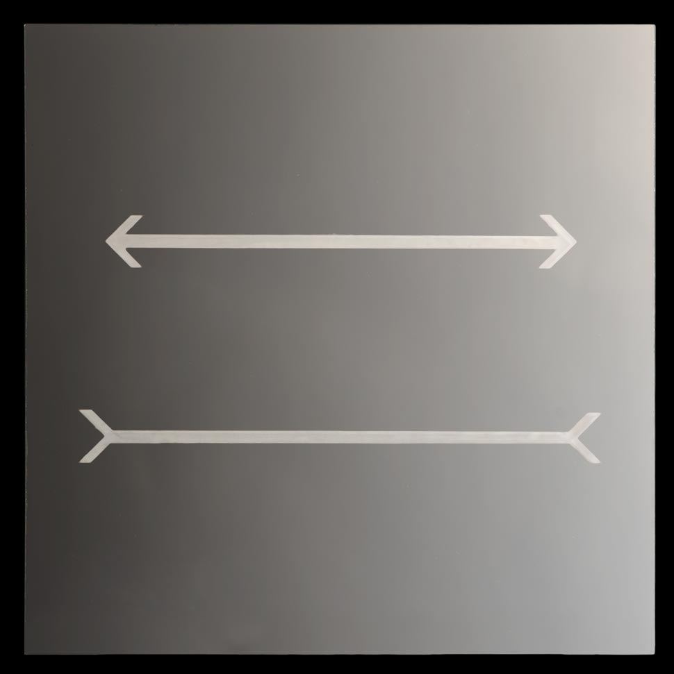 David Cavaliero - Muller-Lyer Illusion
