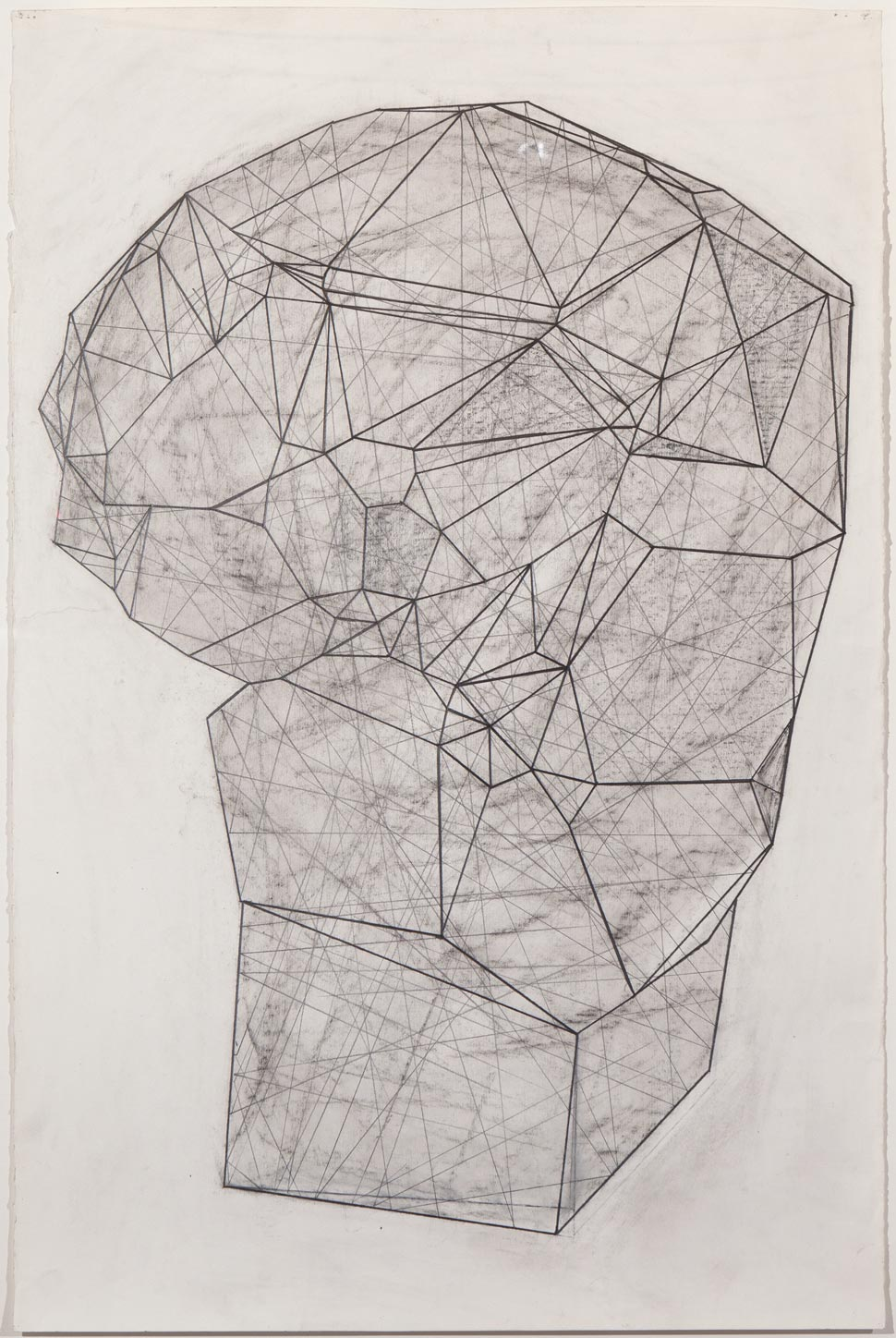 Derrick Piens - Reconstructed Spatial Relationship (Reflecting the Sky)