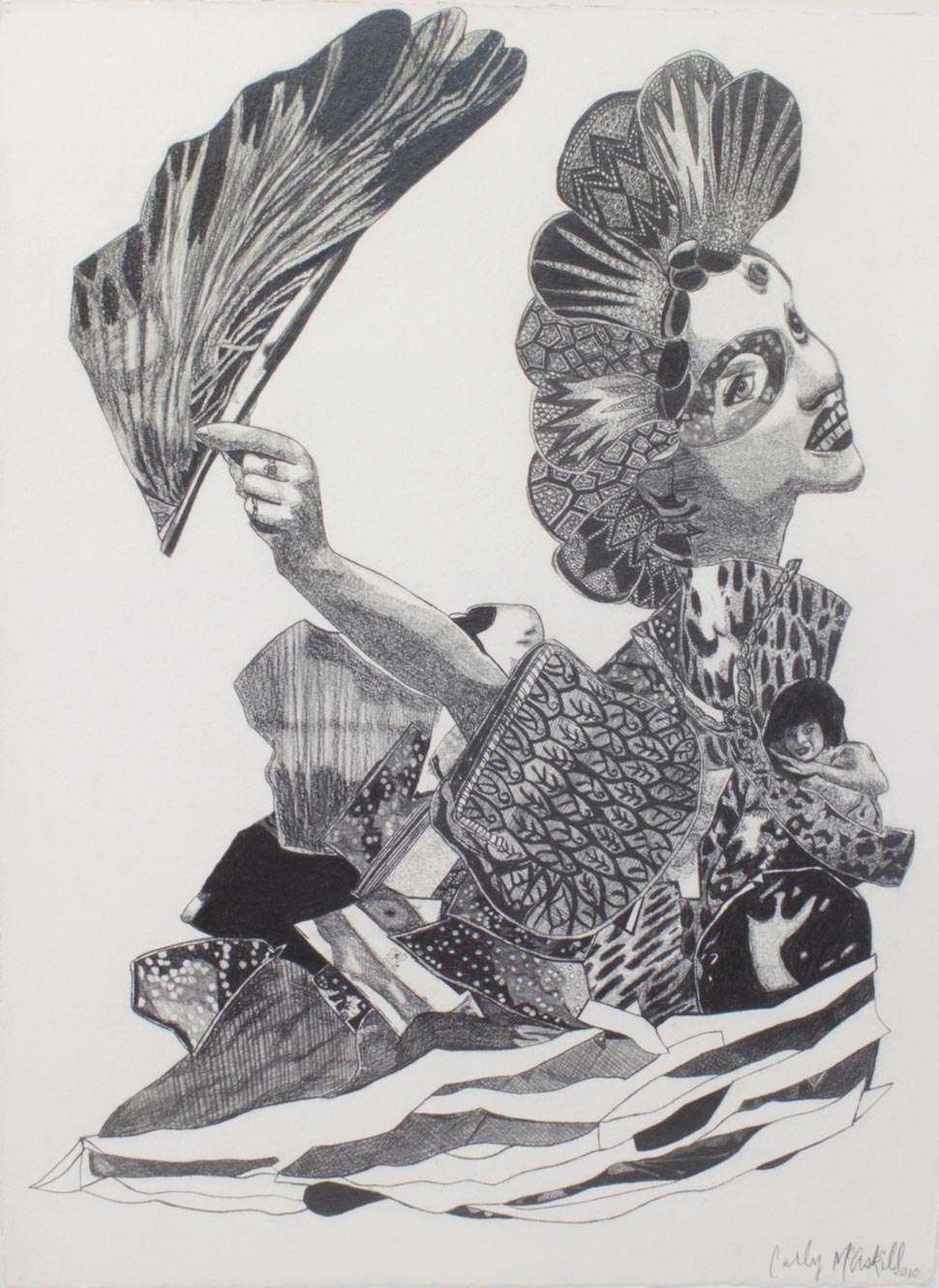 Carly McAskill - Madame Aurora