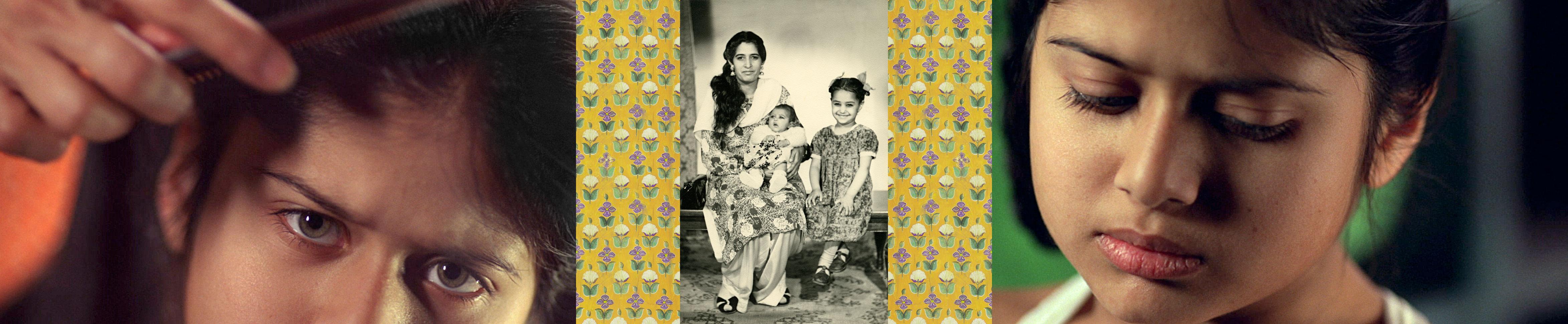 Sarindar Dhaliwal - Mother with Sisters