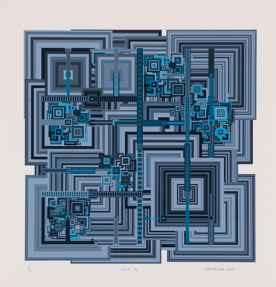Don Relyea - Algorithmic Exploration of the Square 01