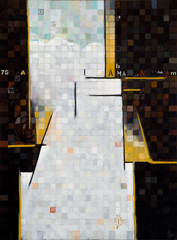 J. Lynn Kelly  - Noir Blanco Drama
