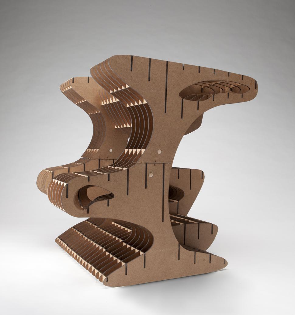 Kurt Brethauer - Panel – Surface – Void