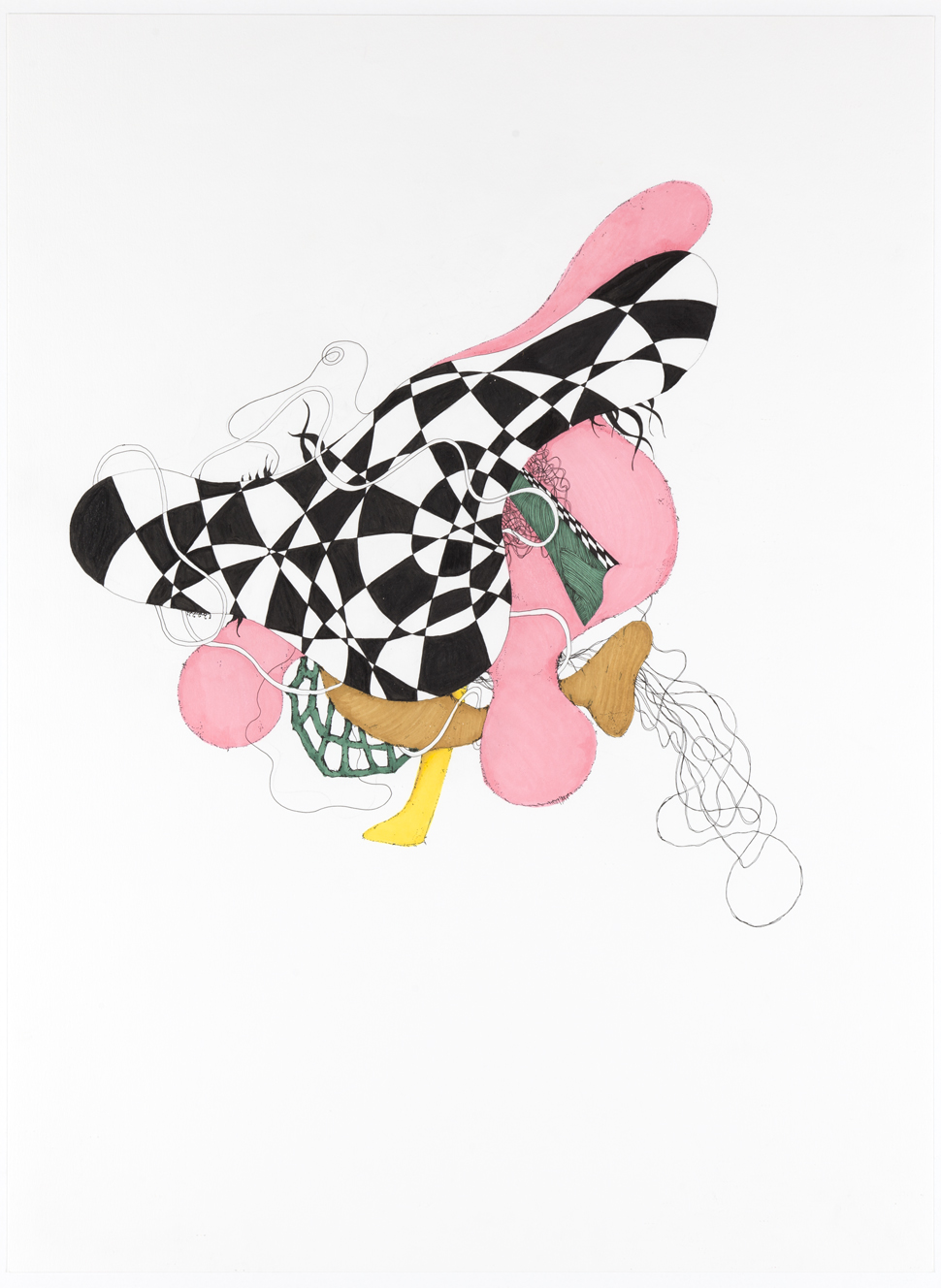 Michelle D'Cruz - Untitled