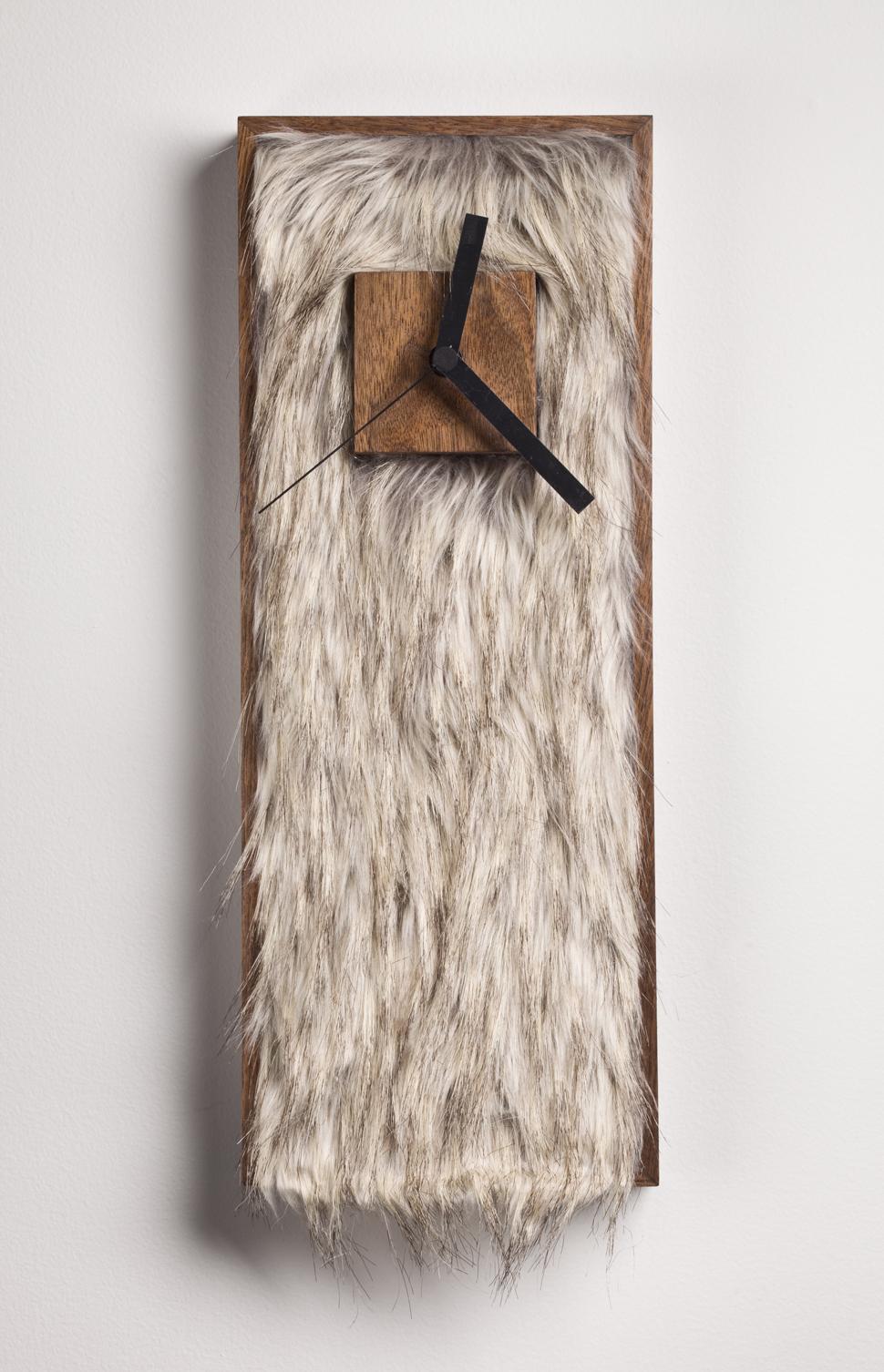 Mark Dineen - Fur Series One, Clock