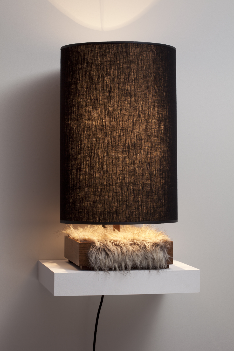 Mark Dineen - Fur Series One, Lamp