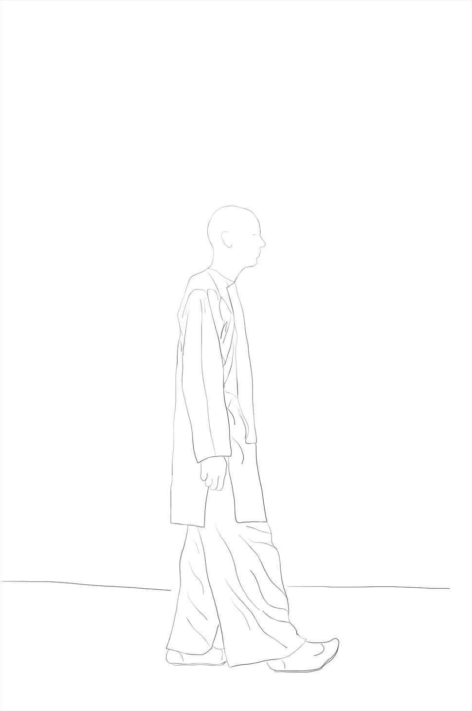 Michael Frels  - Walking