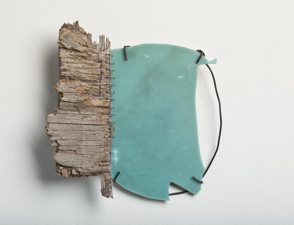 Kathleen Janvier - Untitled (Green)
