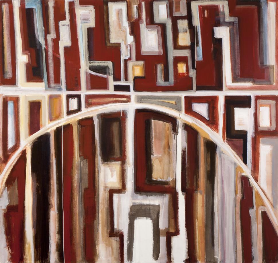 Marian Lefeld - Viaducto Caracas N.1