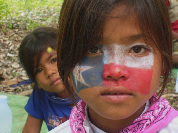 Caitlyn Nygaard - Texas in Thailand