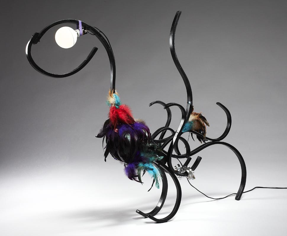 Sami Ouyed - Dyno Charlie Parker