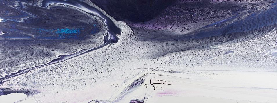 Callen Schaub - Purple Swag
