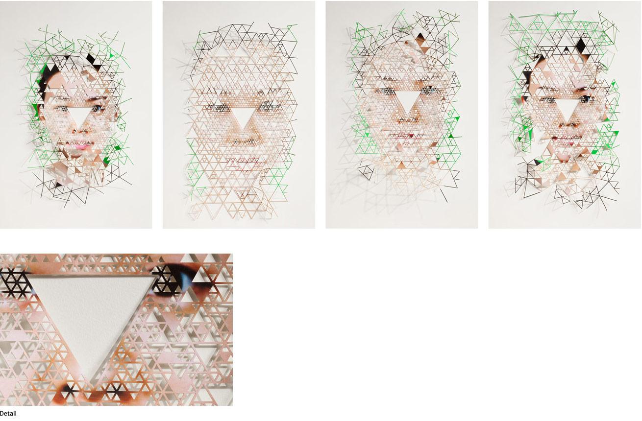 Ann Sunwoo - Self portrait