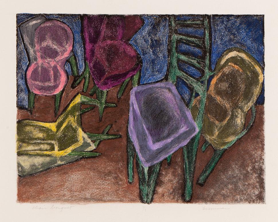 Karen Weinman - Chair Bouquet
