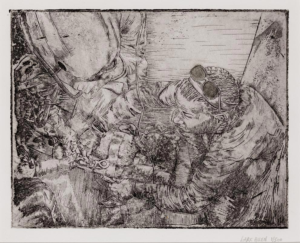 Lark Allen - Untitled