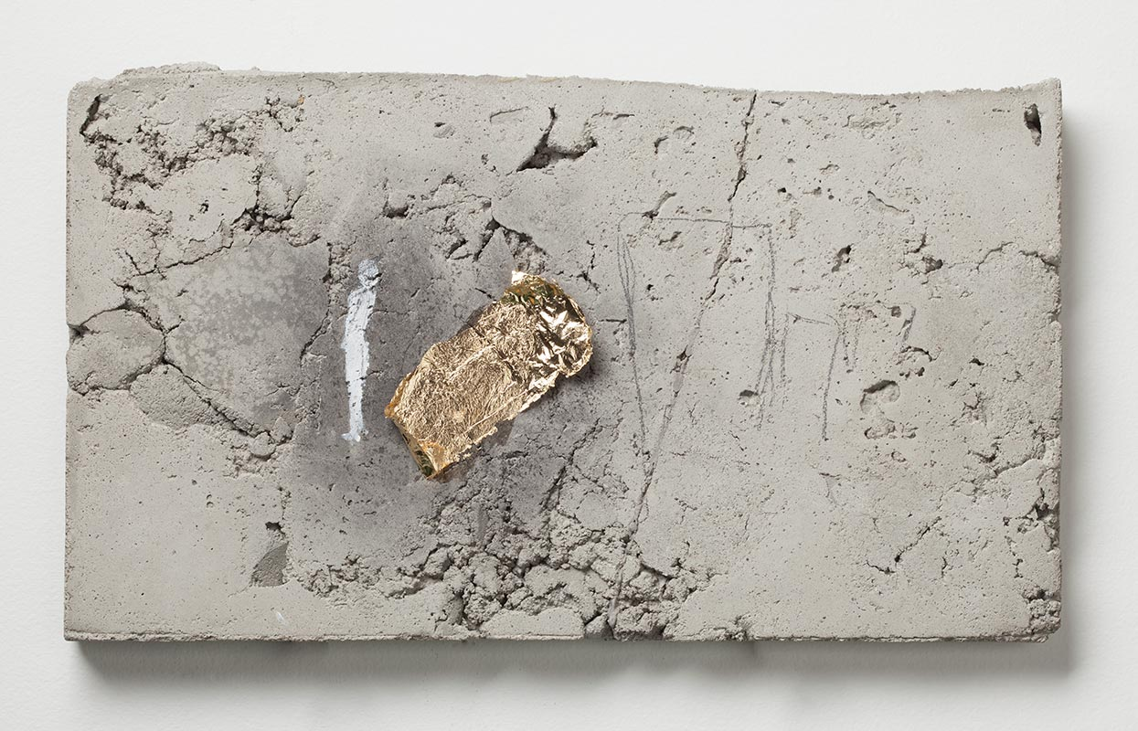 Russell Borne - Concrete and Gold
