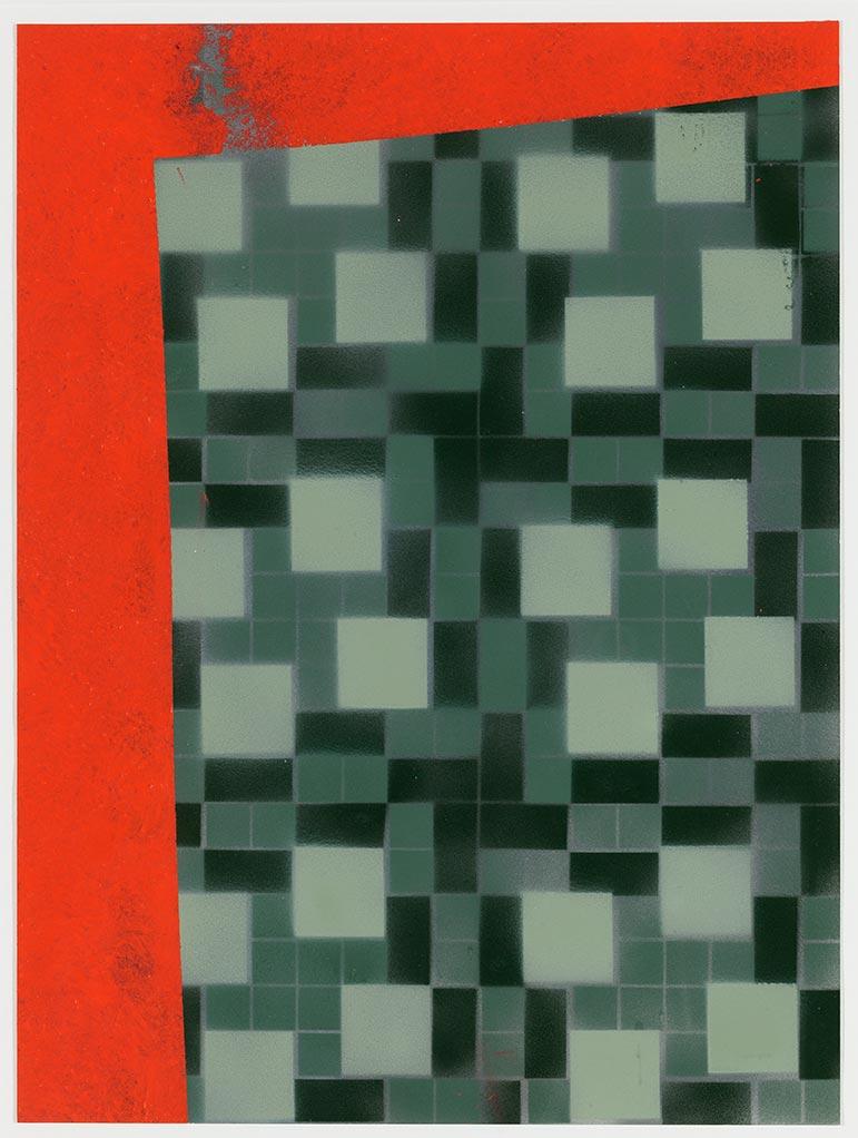 Anna Breininger - Surface Study #2