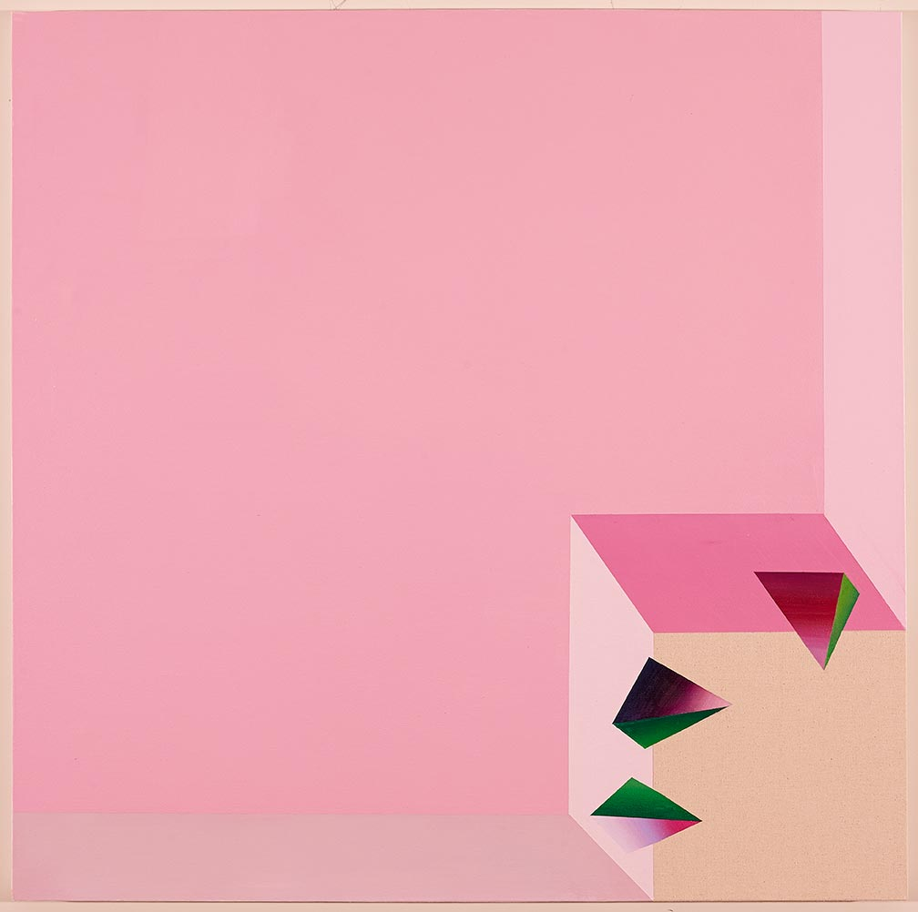 Jessica Chen - Pink Block