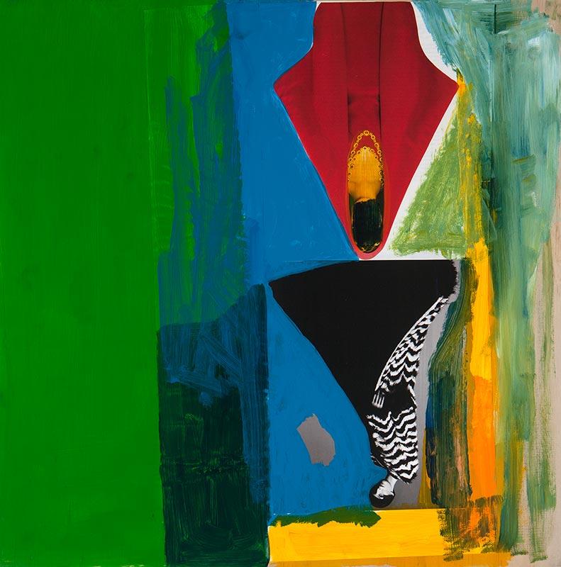 Katherine Esbenshade - Untitled (Red)