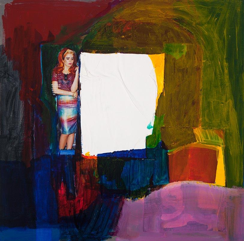Katherine Esbenshade - Wall-flower