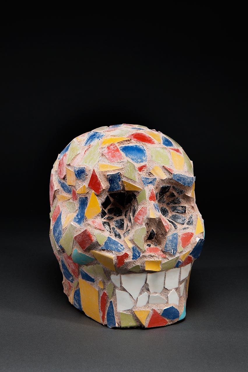 Katrina Fazelimanesh - Skull I