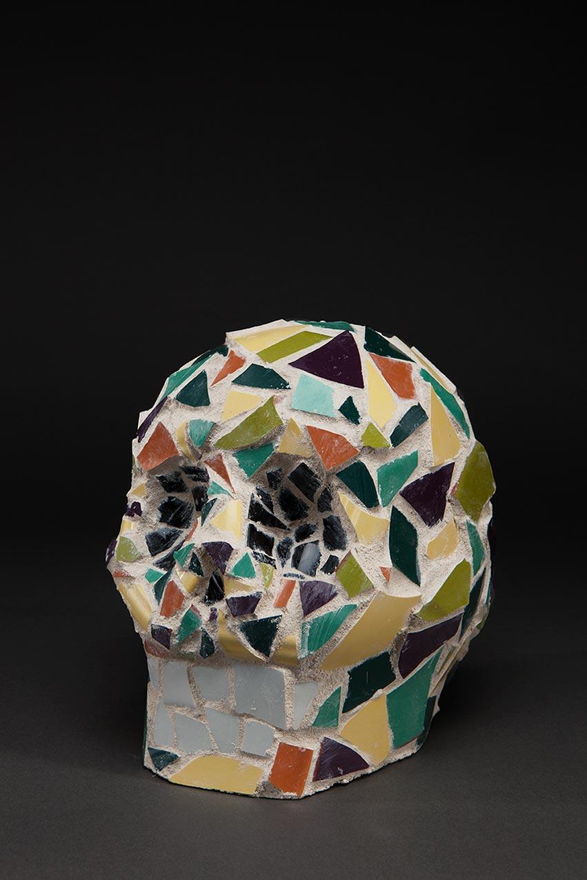 Katrina Fazelimanesh - Skull II