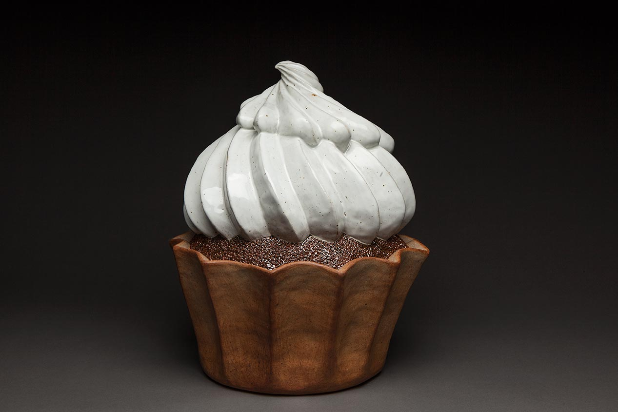 Lydia Hollifield - Chocolate Chocolate Cupcakes with Cream Cheese Icing
