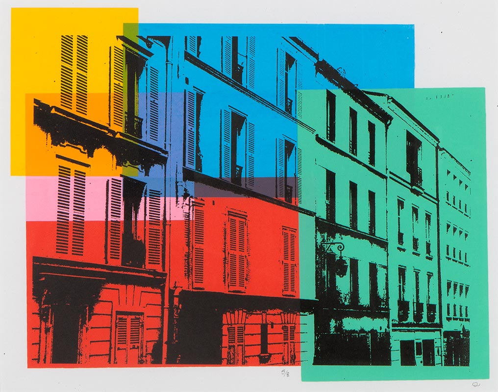 Casey Leone - Montmartre