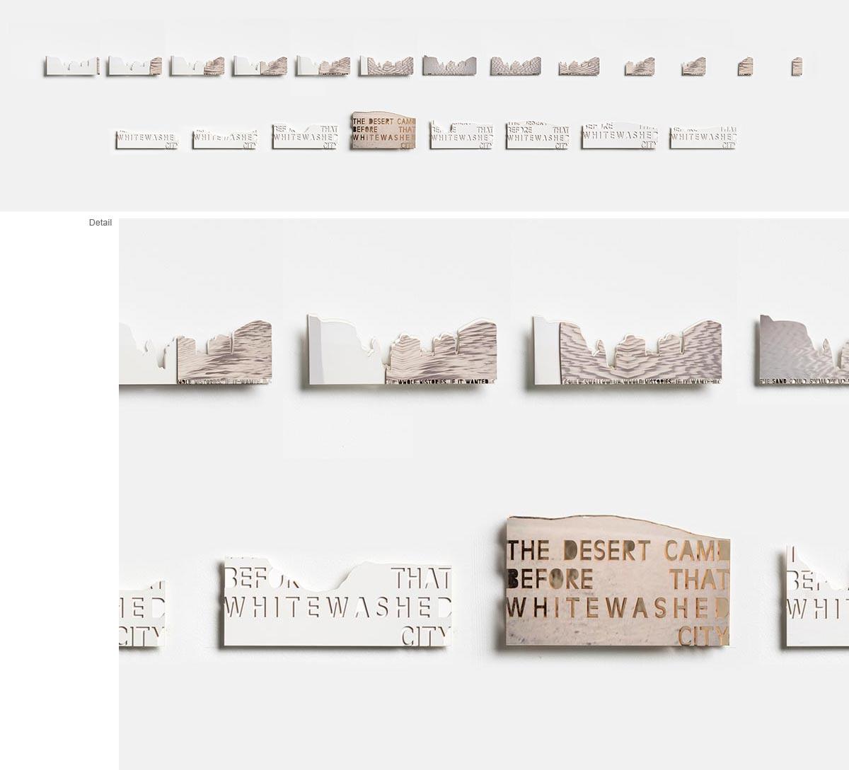 Jamie Solock - Whitewashed Cities