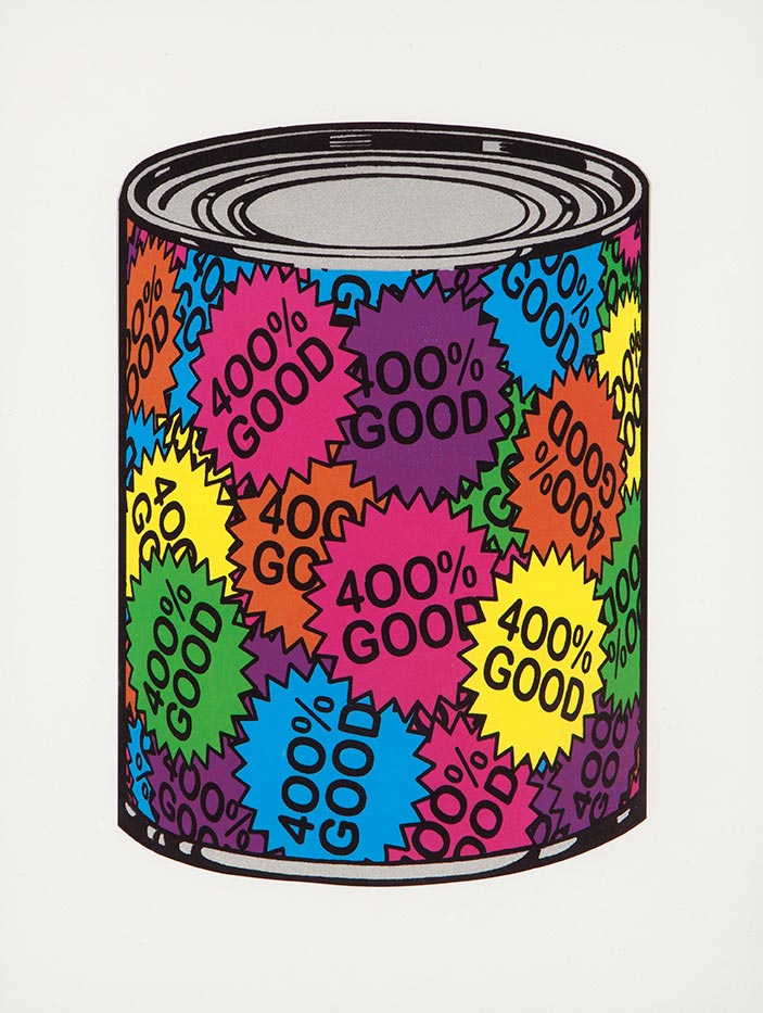Jonathan Stewart - 400% Good