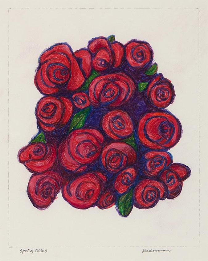 Karen Weinman - Spot of Roses
