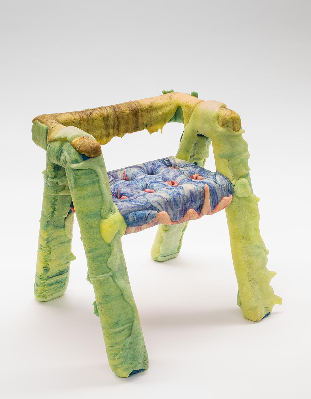 Jojo Chuang - Hard Candy Armchair