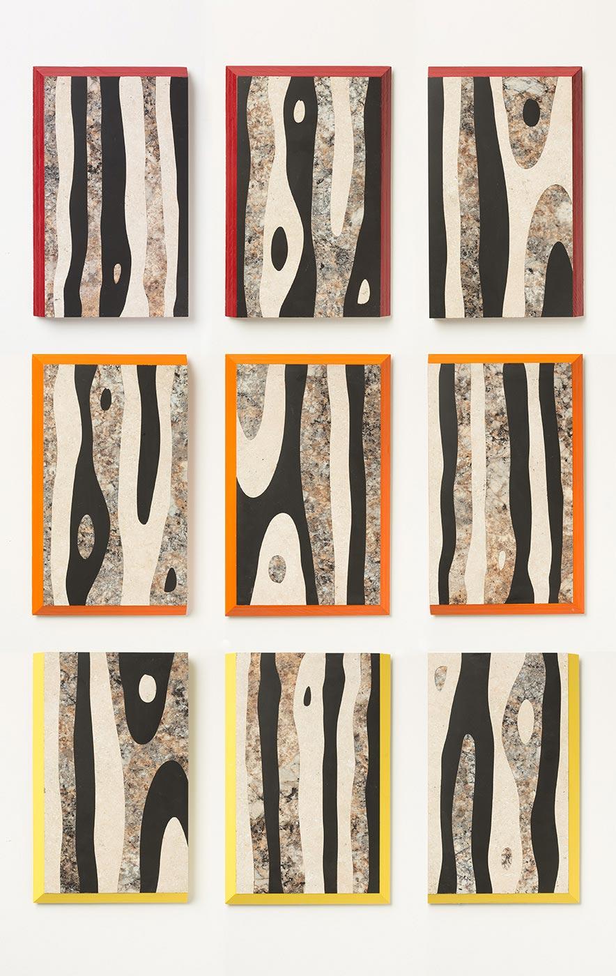 Jojo Chuang - Idea of Plane (Mimicry series)