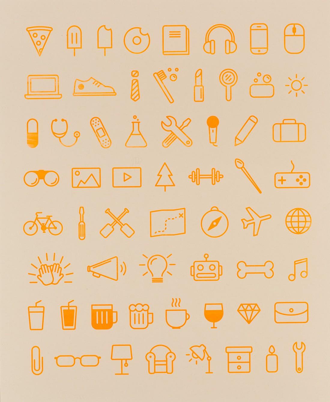 Amy Dosen - Everyday Icons