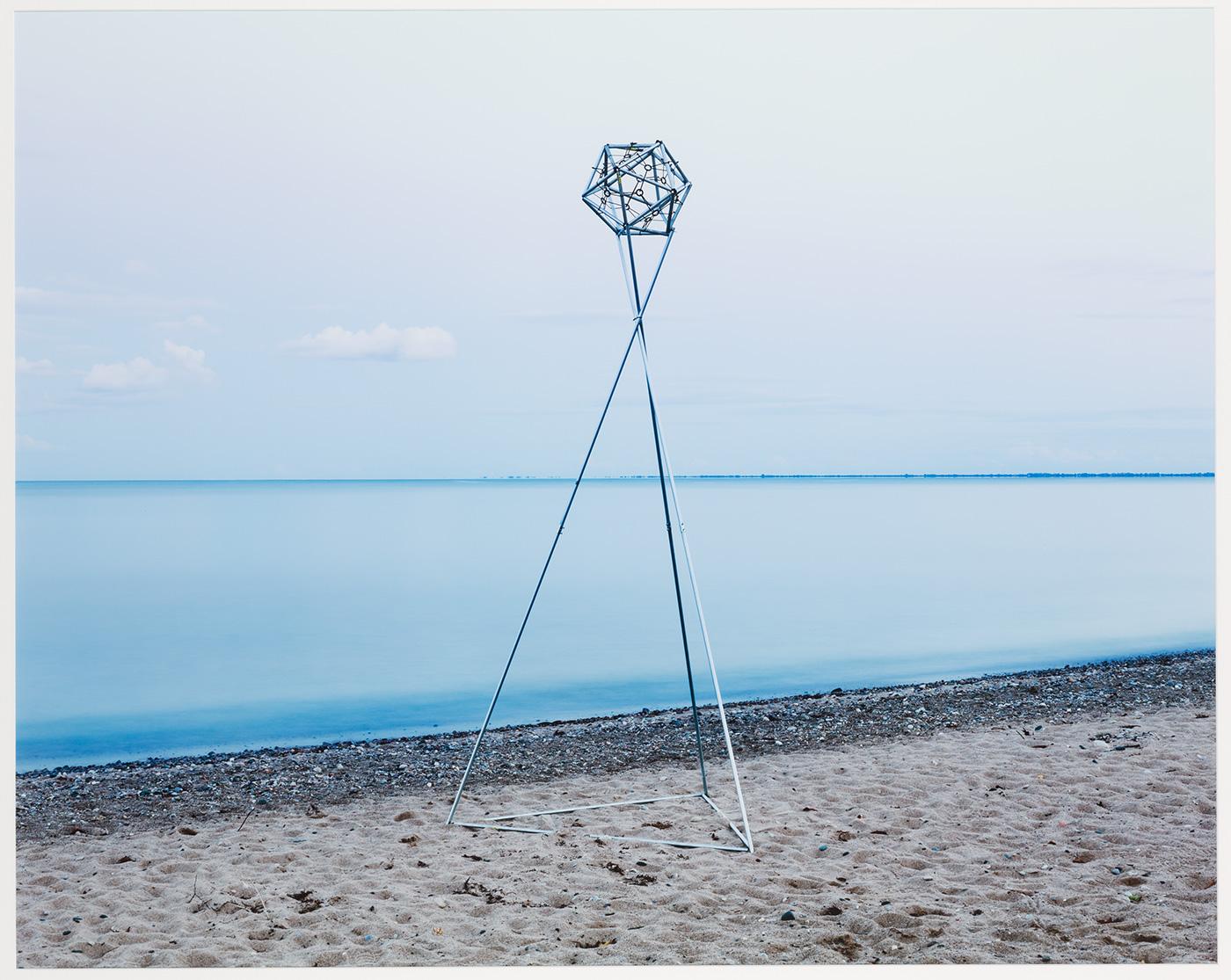 Travis Hocutt - Micrometeorite Collector, Lake Huron