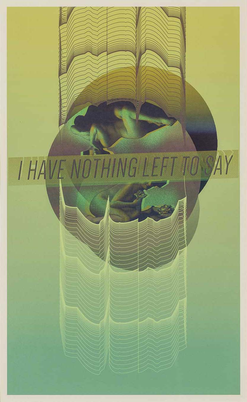 Charlotte Jackson - I Have Nothing Left to Say