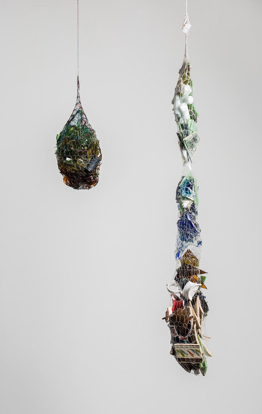 Evelyn Lewis - Untitled Sacks