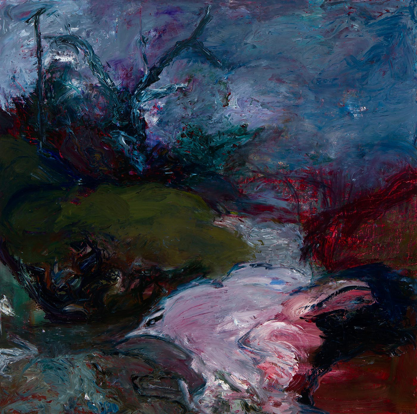 Olivia Leigh Martin - Bird Path