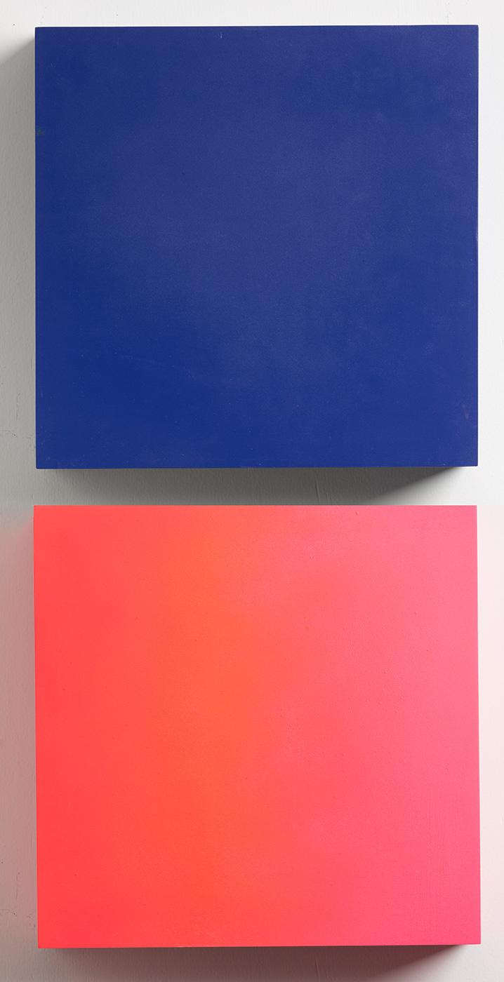 Katherine Craig Persiconi - Blue Period x Pink Period