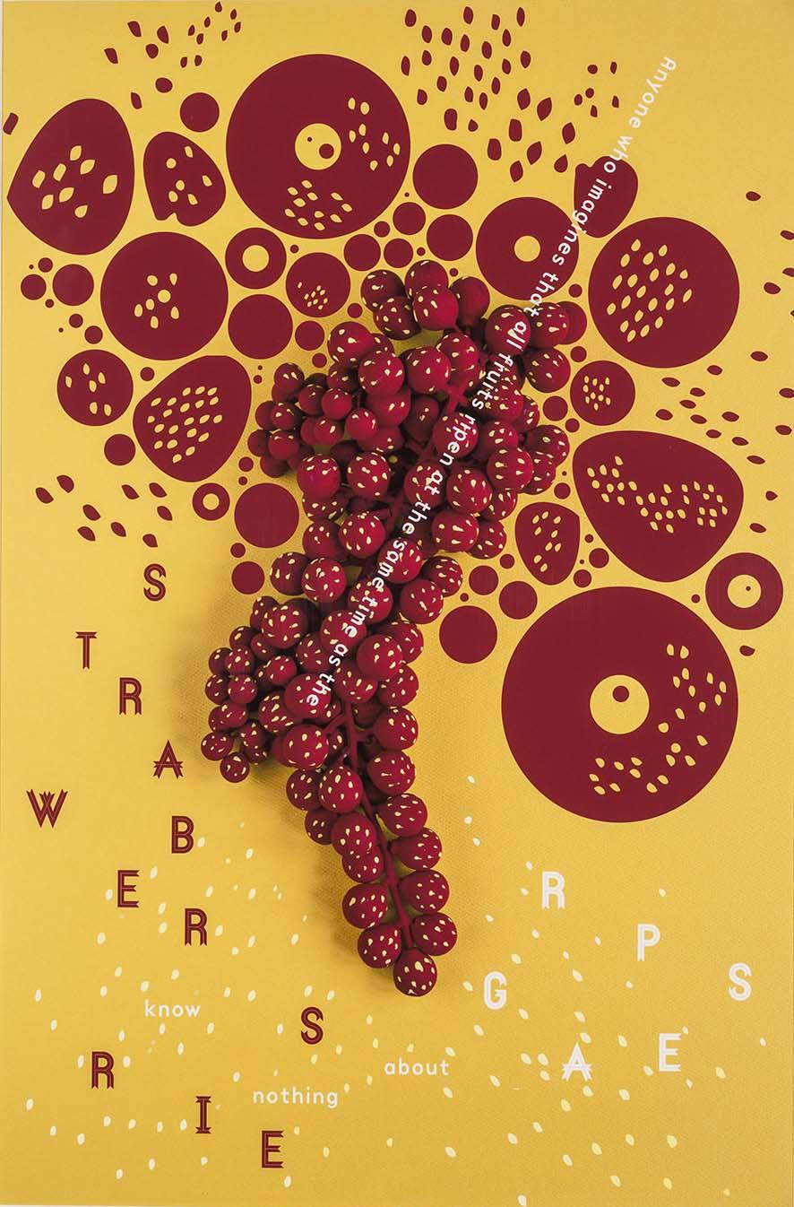 Ting-Ting Yang - Grapeberries